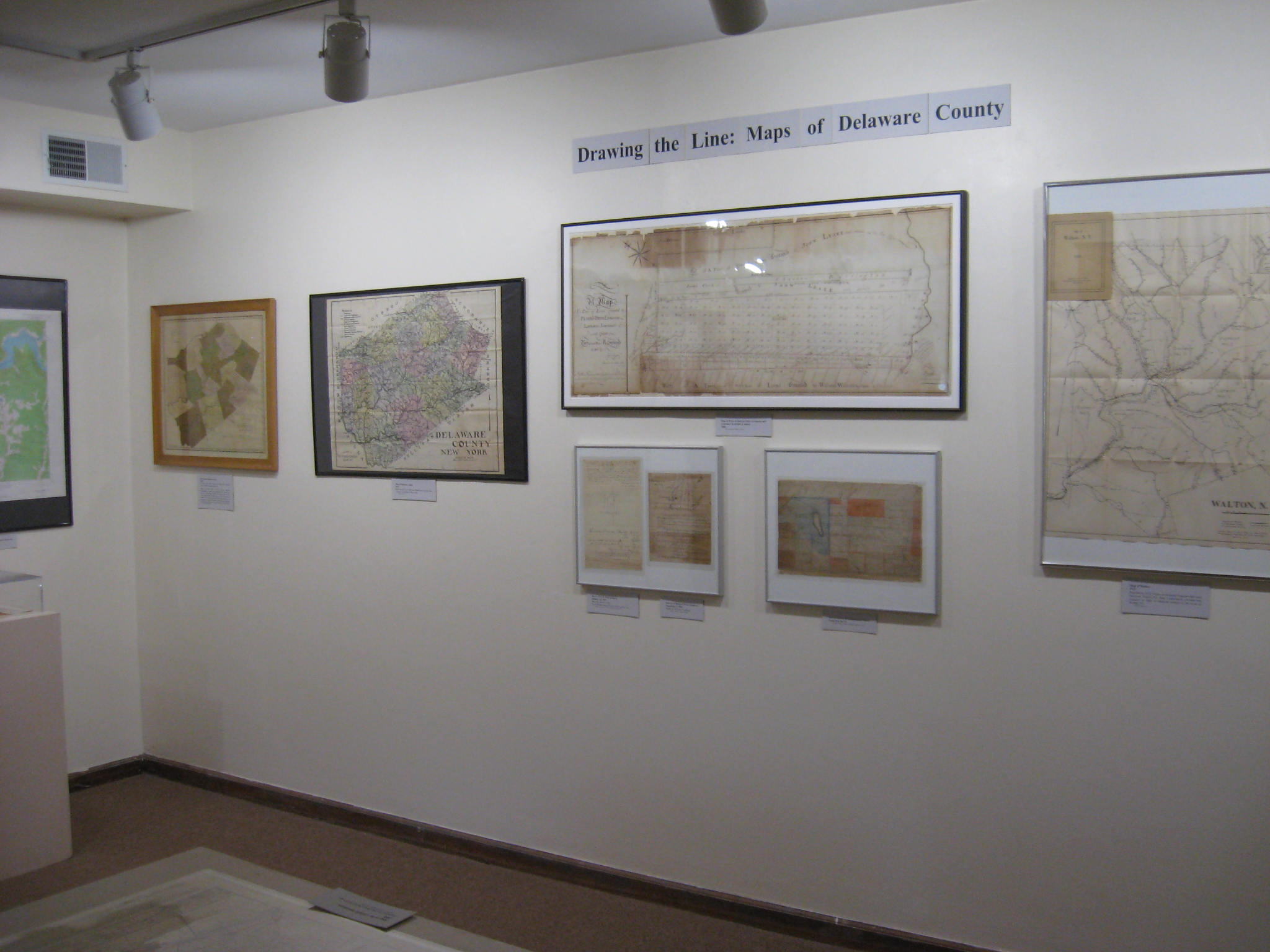 Delaware County Historical ociation - Past Exhibiton Page on